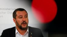 Italy's Salvini says there is no government crisis over tax amnesty row