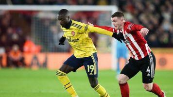 Premier League: Arsenal tombe du podium à Sheffield