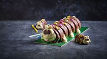 Aldi announces return of Cuthbert the Caterpillar amid copyright row with M&S