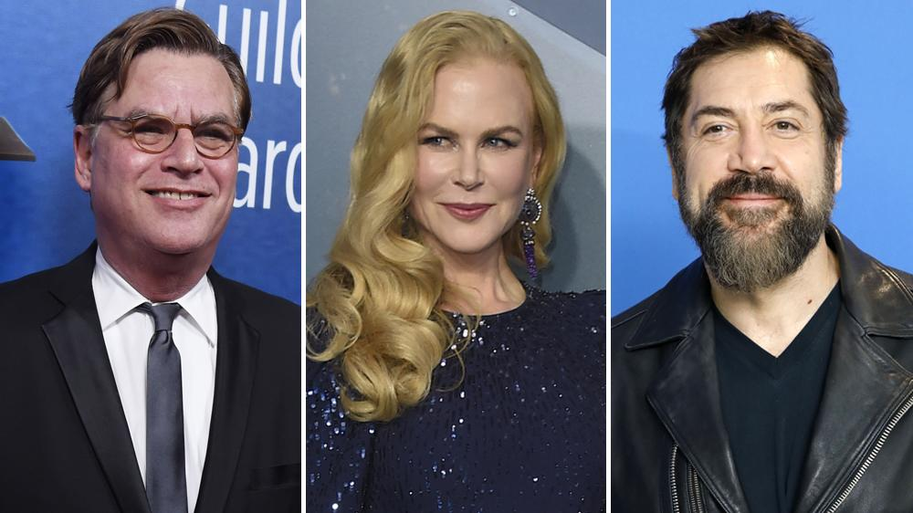 Nicole Kidman, Javier Bardem in Talks to Play Lucille Ball and Desi Arnaz in Aaron Sorkin-Directed Film