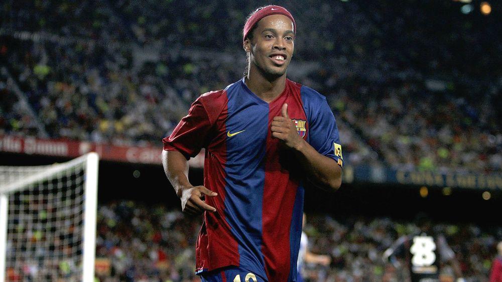 Las gambetas de Ronaldinho fueron una tregua a la historia de una rivalidad