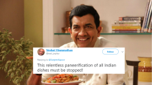 'Keep Paneer Out of Kerala': Sanjeev Kapoor's Veg Malabar Dish Makes Everyone Lose Their Appetite