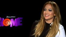 Jennifer Lopez Reveals Her Suggestion for 'Home' Character: 'She Should Be a Little Bit Shapely'