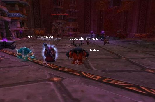 Blood Pact: Initial impressions of 4.3 raiding as a warlock
