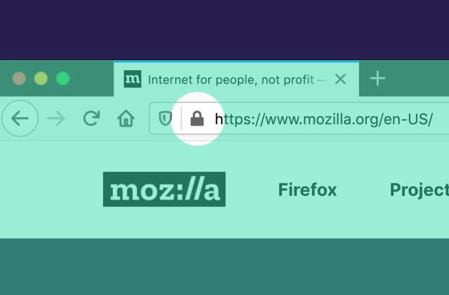 Firefox 83 will automatically switch you to secure HTTPS sites
