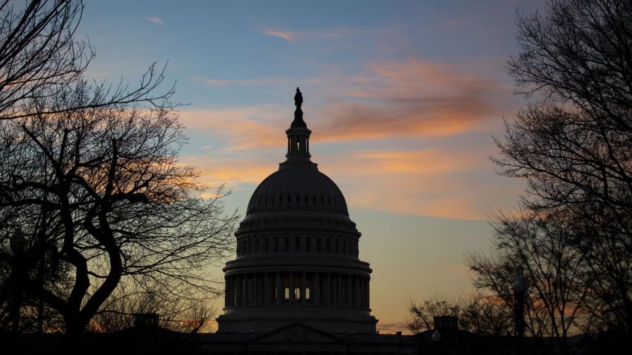 Bipartisan bid to avoid shutdown takes shape