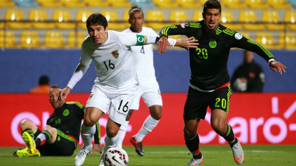 """Raldes: """"Este puede ser mi último partido en La Paz"""""""