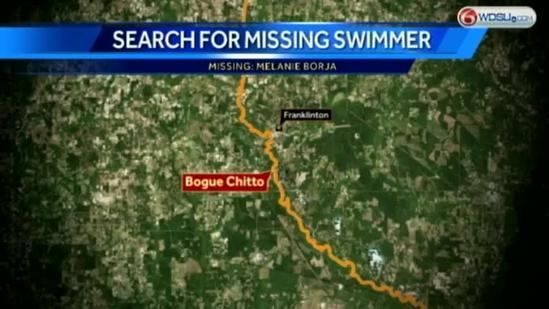 Search for woman who went missing while swimming in Washington Parish