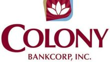 Colony Bankcorp to Participate in 2021 Gulf South Bank Conference