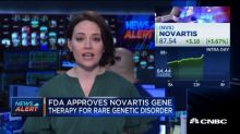 FDA approves Novartis gene therapy for rare genetic disorder