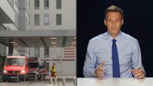 Navalny sai do coma artificial