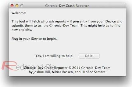 Chronic Dev team releases C-Dev Reporter tool