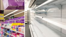 Surprise item doubles sales as panic buying clears shelves