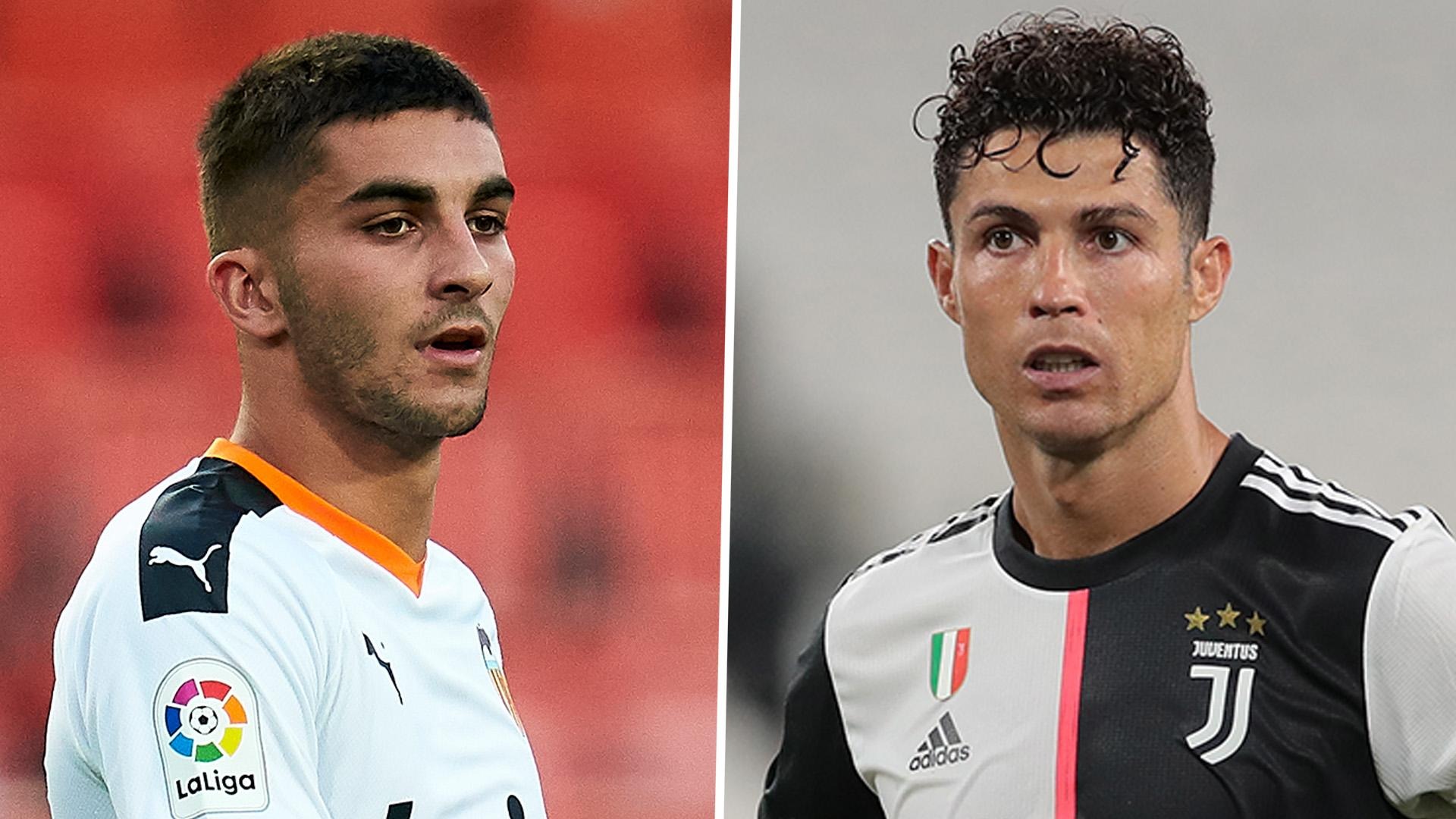 Ferran Torres Wants To Follow In Ronaldo S Footsteps Ahead Of Man City Move