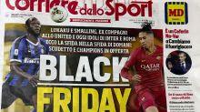 Diario italiano recibe críticas por portada de tono racista