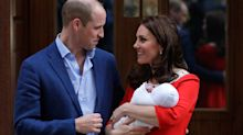 It's a boy! Royal Family welcomes third child