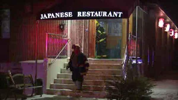 Fire damages Japanese restaurant in Absecon