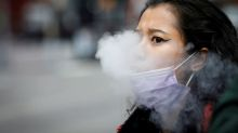 Nicotine vapes more effective than gum and patches for quitters, review finds