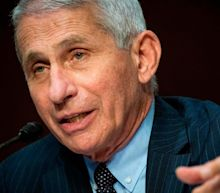 'I have to disagree': Dr Fauci contradicts Trump's claim that US has rounded a corner on coronavirus