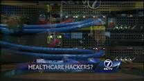 Disclaimers cause security concerns over health care website