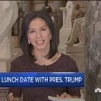 Democrats decline Trump's invitation to lunch date