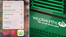 Woolworths shopper reveals little-known Everyday Rewards hack