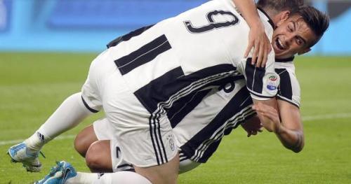 Foot - ITA - La Juventus gagne avant d'affronter le Barça en Ligue des champions