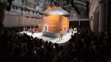 Anya Hindmarch's best London Fashion Week sets - including this season's dollhouse