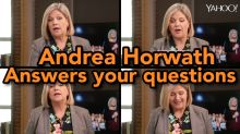 You asked, Horwath answered: Ontario NDP leader put to test with sassy reader questions