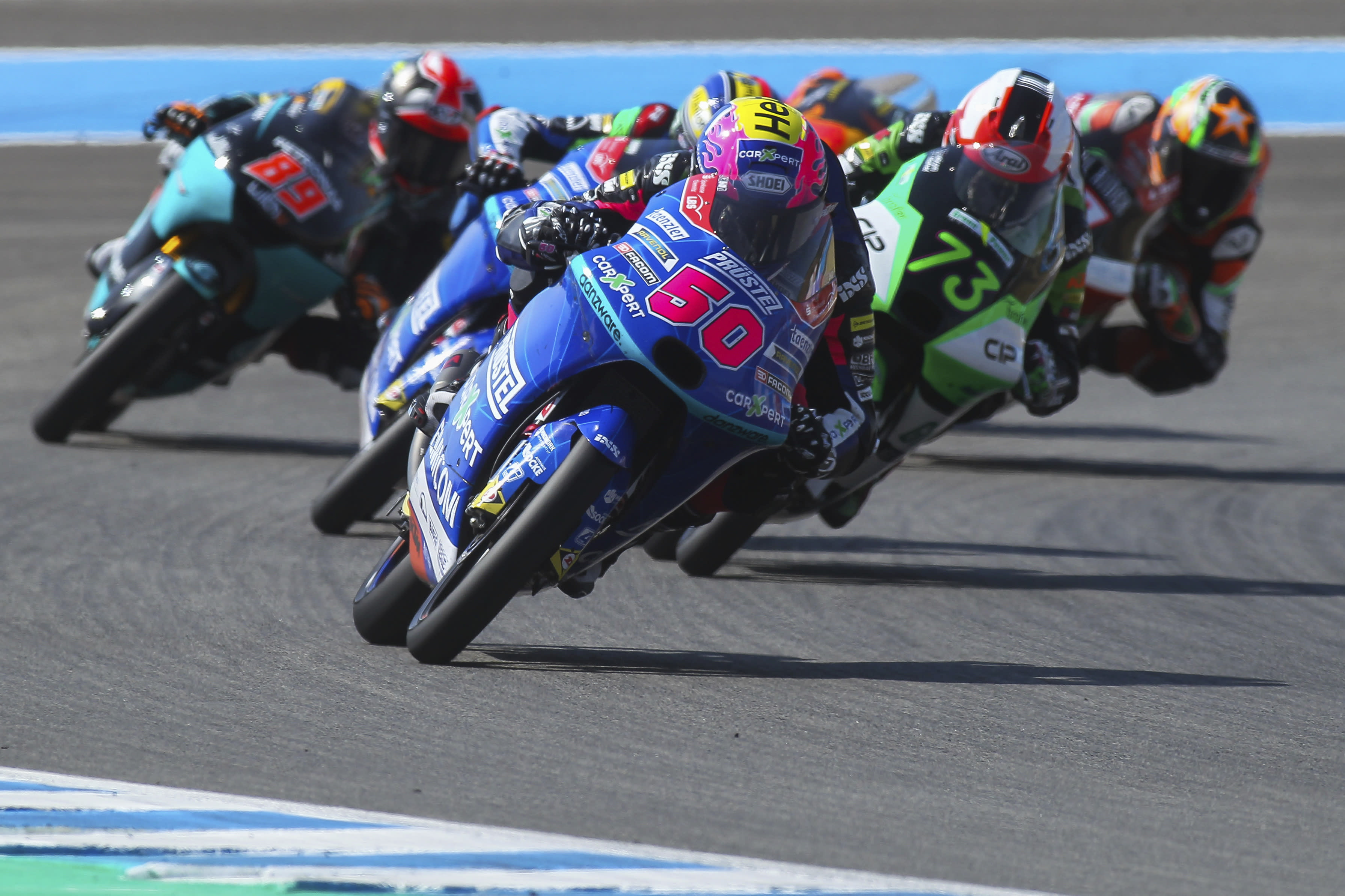 Spain Moto GP