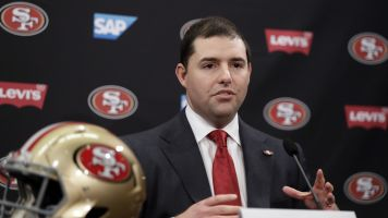 49ers owner: Kaep story 'spun out of control'