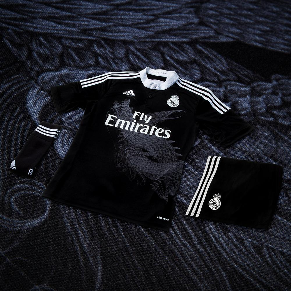 save off 34ae8 836ea Real Madrid to wear Yohji Yamamoto jerseys for Champions League