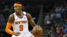 In the shadow of Ja and Zion: No. 3 overall pick RJ Barrett trying to find his way amid Knicks turmoil