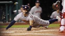 10-5. Correa pega dos cuadrangulares y los Astros toman ventaja