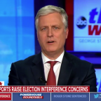 Trump adviser denies intelligence claims of Russian election meddling
