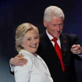Hillary Clinton says her family's foundation is looking for partners