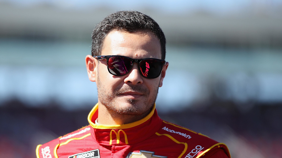 Another sign of NASCAR return for Larson?