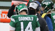 Sam Darnold may not deserve blame for the Jets' mess, but QB's time is running out
