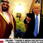 Trump, Jared still reluctant to punish Saudi Arabia over Khashoggi's death?
