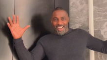 Idris Elba being named 'Sexiest Man Alive' makes all right with the world