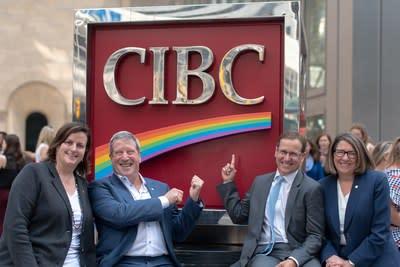 cibc celebrates the start of pride month