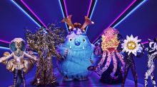 Two more celebrities have their identities revealed on The Masked Singer