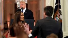 CNN Sues White House Over Revocation of Jim Acosta's Press Credentials