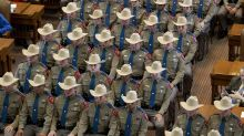 Texas DPS troopers sue over 'demeaning' waistline requirements — 35 inches and under for women, 40 for men