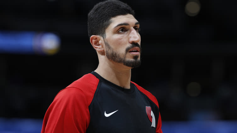 Enes Kanter has support from Mass. Senator as critic of Turkish president