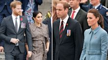 Meghan, Harry, Kate and William send condolences to people of New Zealand after terror attacks