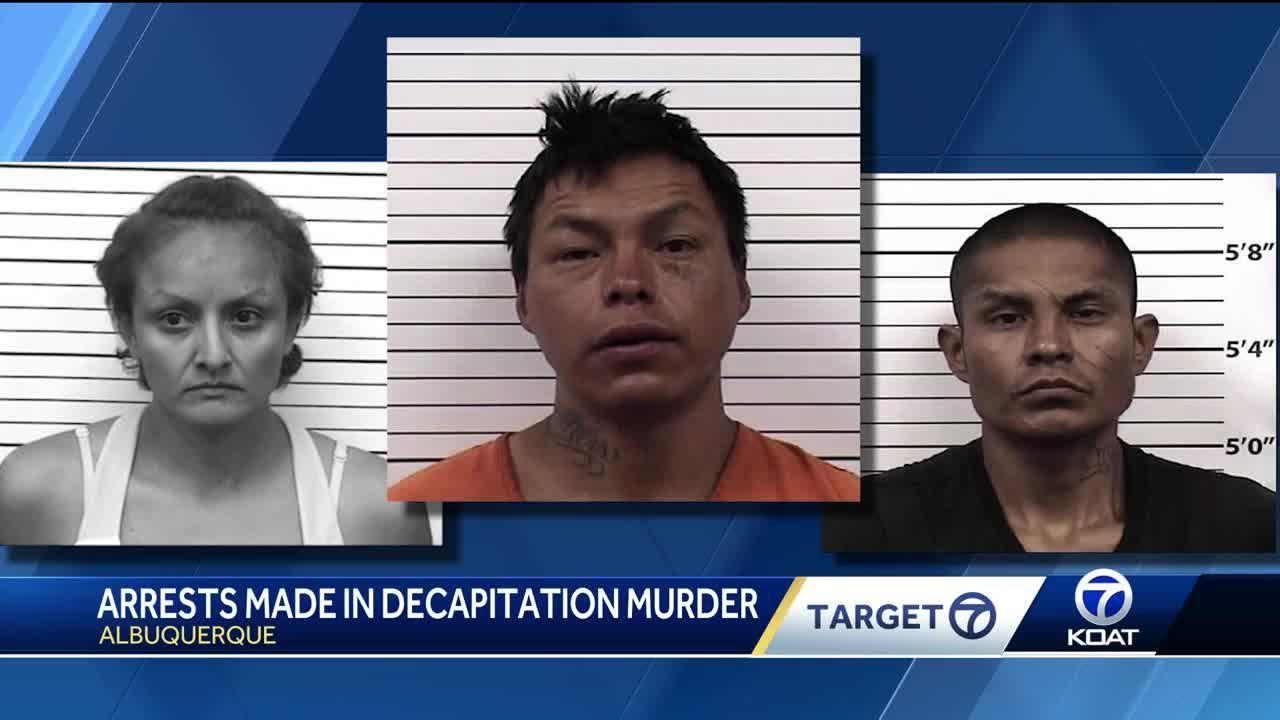 Arrests made in case of beheaded woman