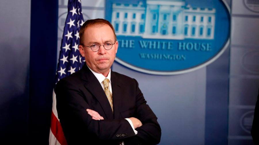 Mulvaney on Trump in 2016: A 'terrible human being'
