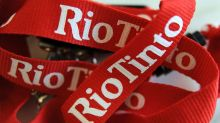 Rio Tinto to Pay Legal Fees of Ex-CEO and CFO in Fraud Case