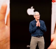Tim Cook defends Apple's search engine partnership with Google